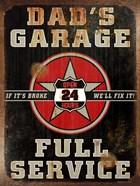 Dads Garage Vert