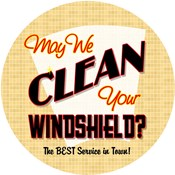 Clean Your Windshield