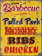 Barbeque Genuine Pit Trashed
