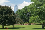 Freedom Tower From Governors Island