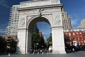 Wasington Square Arch NYC
