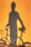 Biker Shadow