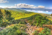 Hudson Highlands From Mt Beacon