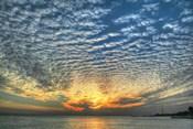 Key West Blue Sunset I