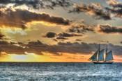 Key West Clipper Sunset I