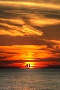 Key West Sunset Vertical II
