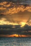 Key West Vertical with Schooner
