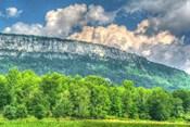 Millbrook Mountain Clouds