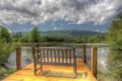 Mountain Dock and Bench II