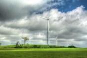 Wind Turbines Tug Hill Plateau