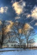 Winter Home Vertical