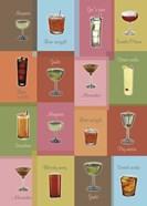 Cocktails Matrix