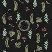 Holiday Botaical Pattern