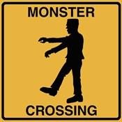 Monster Crossing