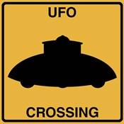 UFO Crossing