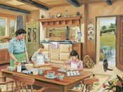 A Cottage Kitchen