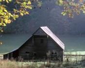 #54 P Cades Cove Barn