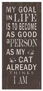 My Goal - Cats