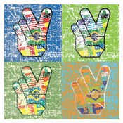 Peace in all Colors
