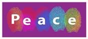 Peace Thumbprints