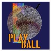 Play Ball Baseball