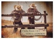 God is a Cowboy