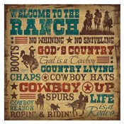 Welcome to the Ranch