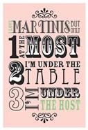 I Love Martinis