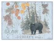 Bear's World Gray