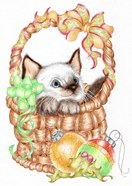 Siamese Christmas