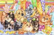 Dressmaker Kitties