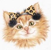 Ear Muff Kitten