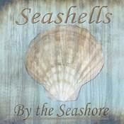 Seashells by the Seashore II