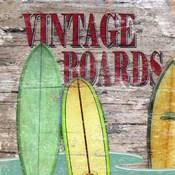 Vintage Boards III