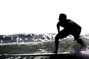 Surfing Silhouette I