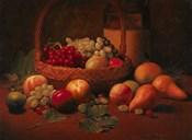 Fruit Basket Still LIfe
