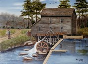 Howard's Creek Mill 1930s