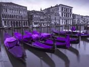 Purple Gondolas 1