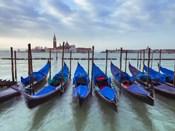 Blue Gondolas 4