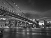 Manhattan BW