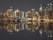 Manhattan Reflections