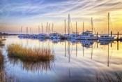 Boats At Calm