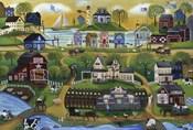 Pigasso Folk Art Farm