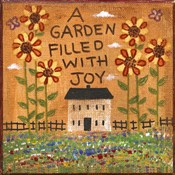 A Garden Filled With Joy