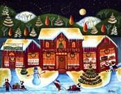 P.W. Corgi Christmas Shop
