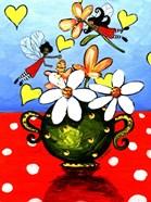 Flower Arranging Fairies