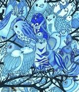 Blue Bird Montage