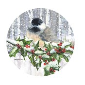 Winter Wonder Chickadee