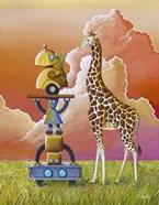 Robots On Safari