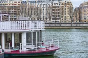 Mississippi Boat On The Seine